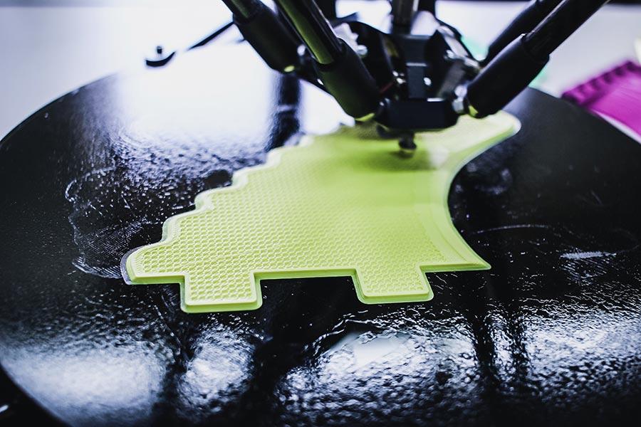 Alimentos impresos en 3D. ¿La comida del futuro?
